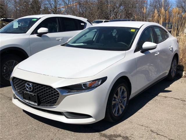 2019 Mazda Mazda3 GX (Stk: 19-201) in Vaughan - Image 1 of 5