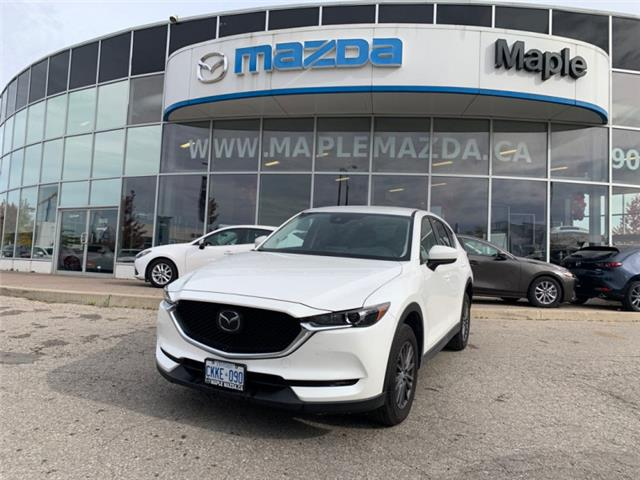 2019 Mazda CX-5 GS (Stk: 19-373) in Vaughan - Image 1 of 7