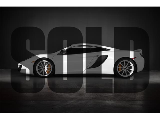 2012 McLaren MP4-12C Coupe (Stk: MU2049AA) in Woodbridge - Image 1 of 16