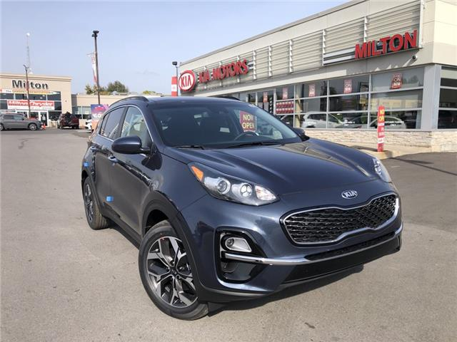 2020 Kia Sportage  (Stk: 754725) in Milton - Image 1 of 19