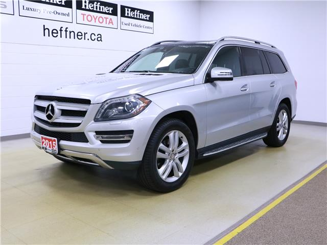 2015 Mercedes-Benz GL-Class Base (Stk: 197275) in Kitchener - Image 1 of 34