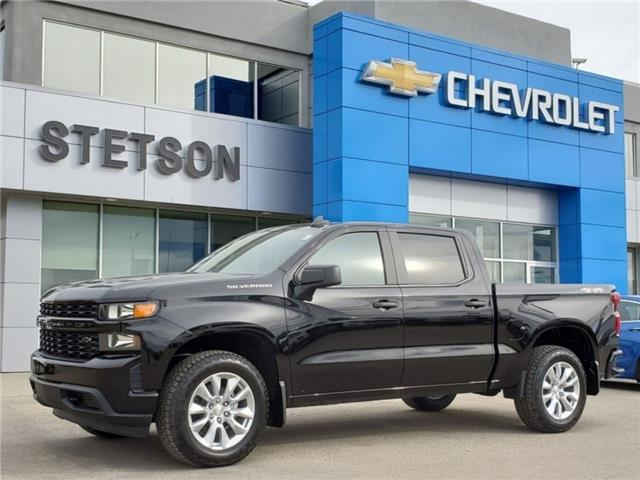 2019 Chevrolet Silverado 1500 Silverado Custom (Stk: 19-360) in Drayton Valley - Image 1 of 7