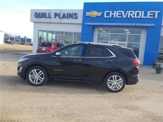 2020 Chevrolet Equinox Premier (Stk: 20T032) in Wadena - Image 1 of 21