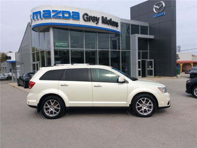 2013 Dodge Journey R/T (Stk: 19103A) in Owen Sound - Image 1 of 20