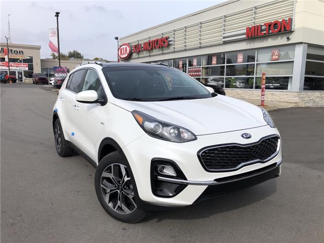 2020 Kia Sportage  (Stk: 749822) in Milton - Image 1 of 19
