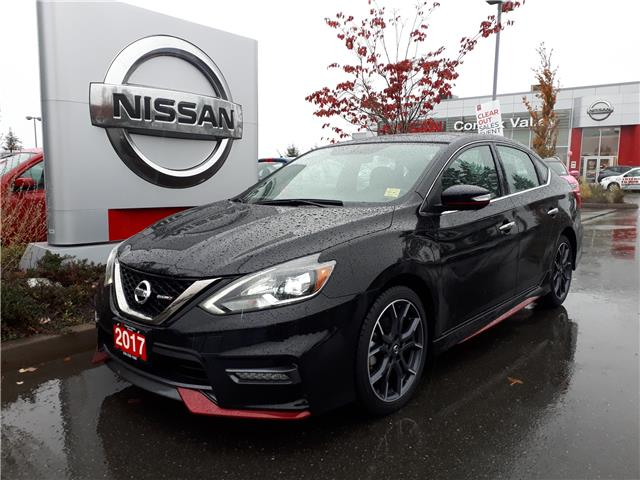 2017 Nissan Sentra Nismo (Stk: 8MA9422A) in Courtenay - Image 1 of 9