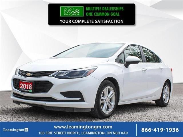 2018 Chevrolet Cruze LT Auto (Stk: U4259) in Leamington - Image 1 of 30