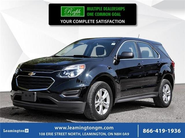 2016 Chevrolet Equinox LS (Stk: 19-709A) in Leamington - Image 1 of 29