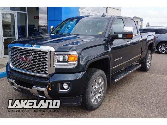 2017 GMC Sierra 2500HD Denali (Stk: T0098) in St Paul - Image 1 of 18