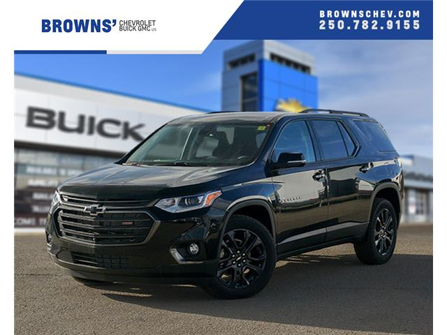 2020 Chevrolet Traverse RS (Stk: T20-831) in Dawson Creek - Image 1 of 16
