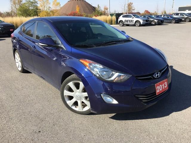 2013 Hyundai Elantra Limited (Stk: 2458A) in Ottawa - Image 1 of 20