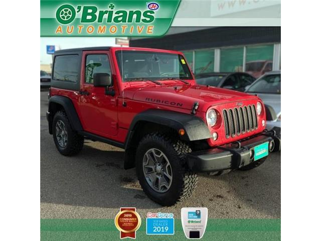 2014 Jeep Wrangler Rubicon (Stk: 12872B) in Saskatoon - Image 1 of 22