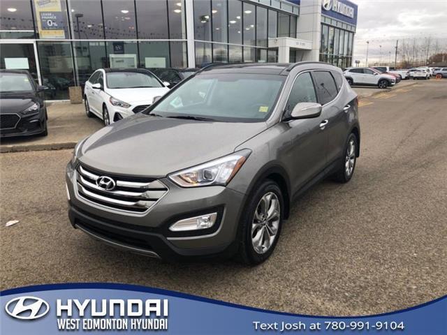 2015 Hyundai Santa Fe Sport  (Stk: 7692TA) in Edmonton - Image 2 of 26