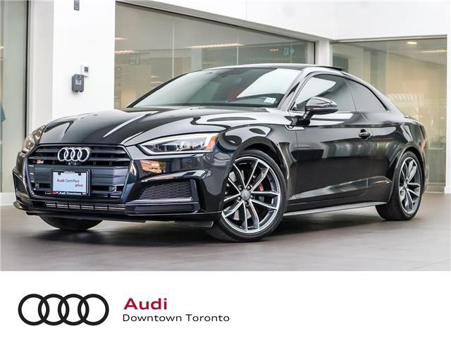 2019 Audi S5 3.0T Progressiv (Stk: P3518) in Toronto - Image 1 of 23