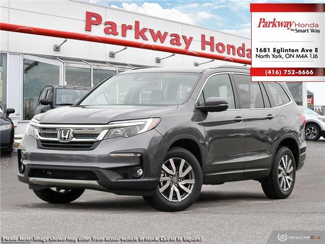 2020 Honda Pilot EX-L Navi (Stk: 23039) in North York - Image 1 of 23