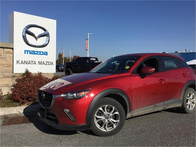 2016 Mazda CX-3 GS  SOLD SOLD SOLD (Stk: 10801a) in Ottawa - Image 1 of 14
