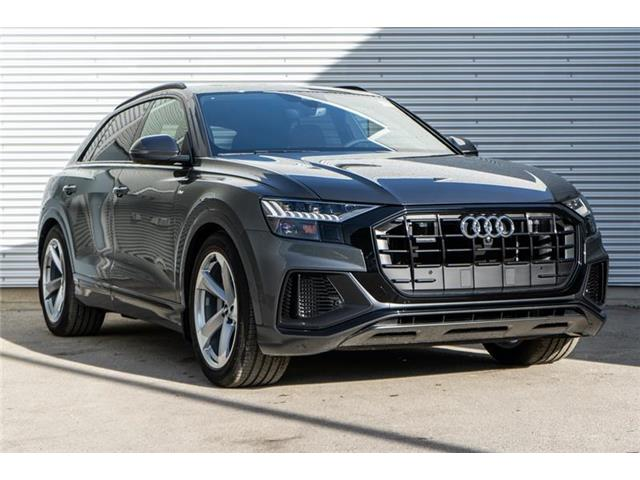 2019 Audi Q8 55 Technik (Stk: N5257) in Calgary - Image 1 of 16