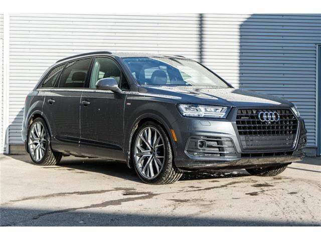 2019 Audi Q7 55 Technik (Stk: N5408) in Calgary - Image 1 of 16