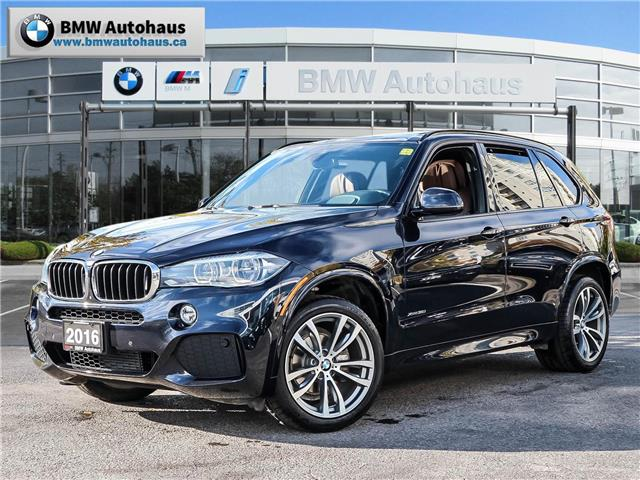 2016 BMW X5 xDrive35i (Stk: P9195) in Thornhill - Image 1 of 28