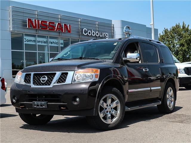 2013 Nissan Armada Platinum 5N1AA0NE9DN600221 DN600221 in Bowmanville