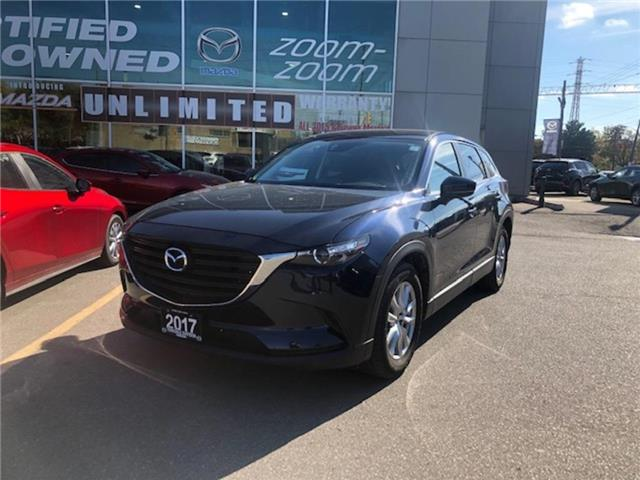 2017 Mazda CX-9 GS AWD 7 PASSENGERS,REAR CAM,ALLOYS,HEATED SEATS,N (Stk: P1991) in Toronto - Image 1 of 1