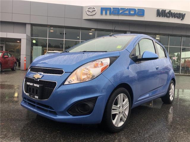 2014 Chevrolet Spark 1LT CVT (Stk: 400639J) in Surrey - Image 1 of 15