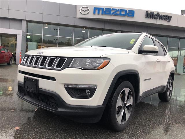 2018 Jeep Compass North (Stk: P4228) in Surrey - Image 1 of 15