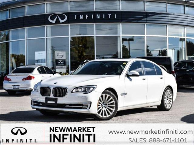 2015 BMW 750  (Stk: 19QX5087A) in Newmarket - Image 1 of 29