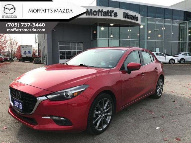 2018 Mazda Mazda3 Sport GT (Stk: 27943) in Barrie - Image 1 of 28