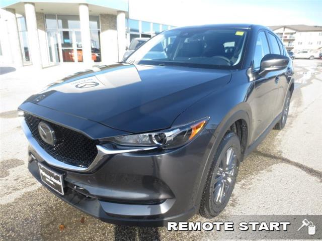2019 Mazda CX-5 GS Auto AWD (Stk: M19162) in Steinbach - Image 1 of 28