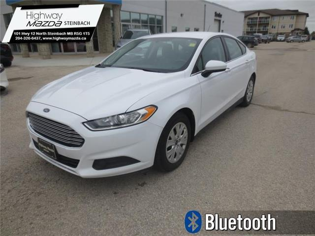 2013 Ford Fusion S (Stk: M19163A) in Steinbach - Image 1 of 25