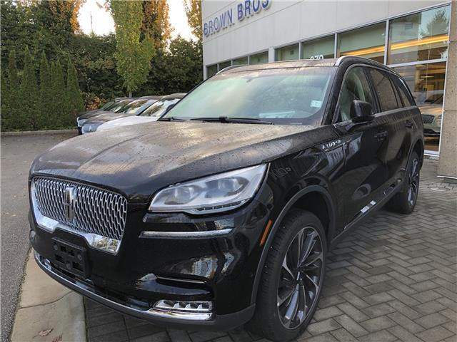 2020 Lincoln Aviator Reserve (Stk: 20607) in Vancouver - Image 1 of 6