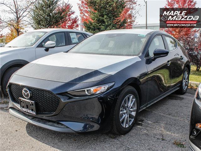 2019 Mazda Mazda3 Sport GS (Stk: 19-411) in Vaughan - Image 1 of 5