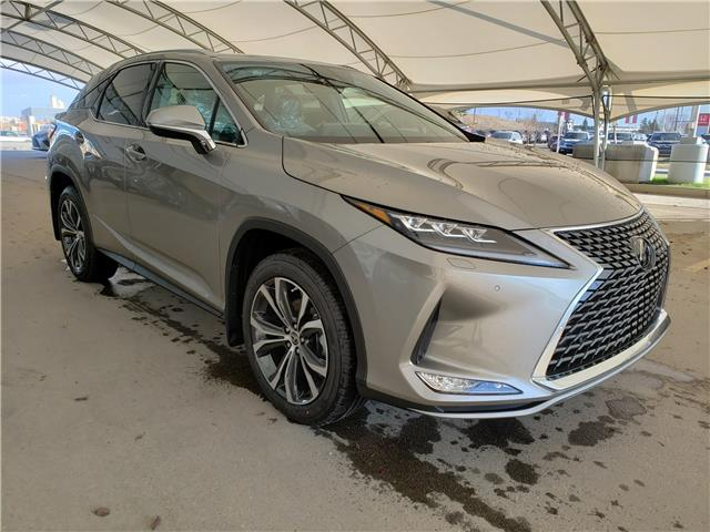 2020 Lexus RX 350 Base (Stk: L20127) in Calgary - Image 1 of 6
