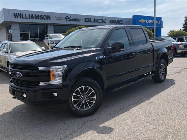 2018 Ford F-150 Lariat (Stk: 191305A) in Uxbridge - Image 1 of 20