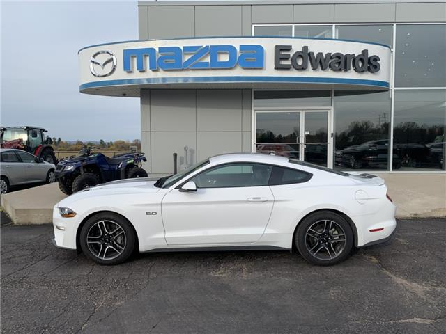 2018 Ford Mustang GT Premium (Stk: 21689) in Pembroke - Image 1 of 10