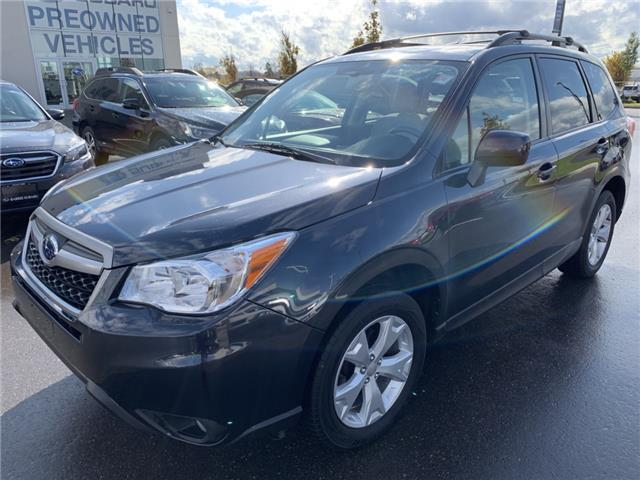 2016 Subaru Forester 2.5i Convenience Package (Stk: 19SB825A) in Innisfil - Image 1 of 11