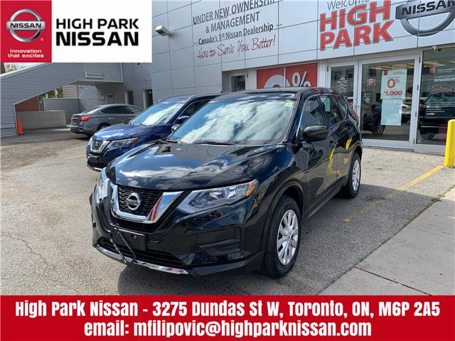 2017 Nissan Rogue S (Stk: U1693) in Toronto - Image 1 of 21