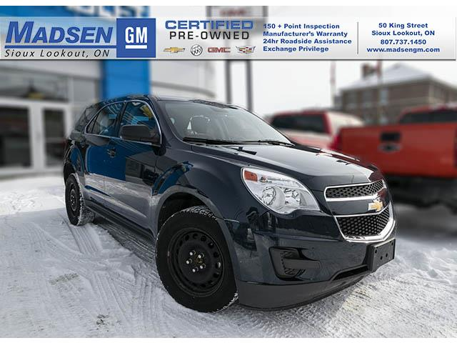 2015 Chevrolet Equinox LS (Stk: A19165) in Sioux Lookout - Image 1 of 11