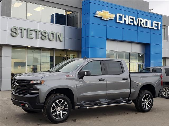 2020 Chevrolet Silverado 1500 LT Trail Boss (Stk: 20-071) in Drayton Valley - Image 1 of 7