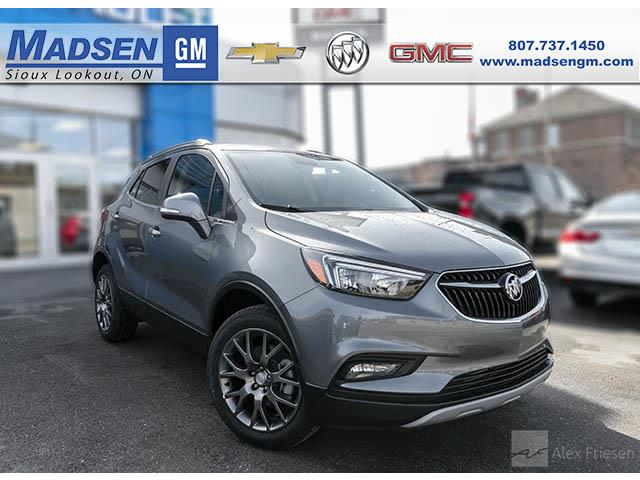 2019 Buick Encore Sport Touring (Stk: 19225) in Sioux Lookout - Image 1 of 4