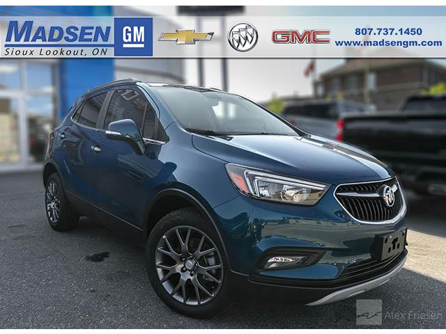 2019 Buick Encore Sport Touring (Stk: 19299) in Sioux Lookout - Image 1 of 4