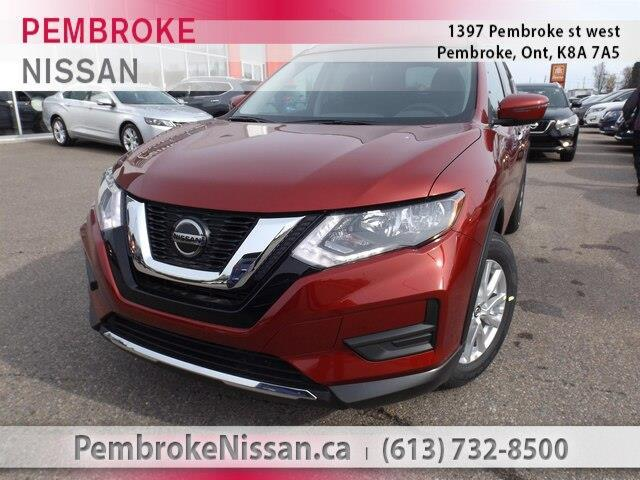 2020 Nissan Rogue S (Stk: 20005) in Pembroke - Image 1 of 25