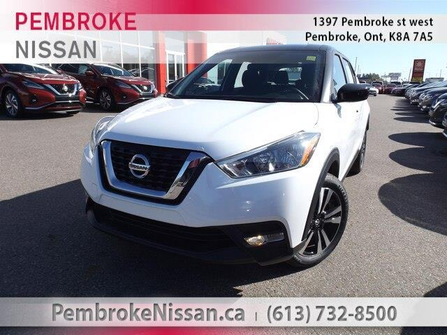 2019 Nissan Kicks SV (Stk: 19317) in Pembroke - Image 1 of 24