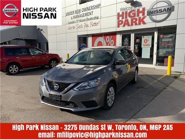2018 Nissan Sentra 1.8 S (Stk: U1674) in Toronto - Image 1 of 19