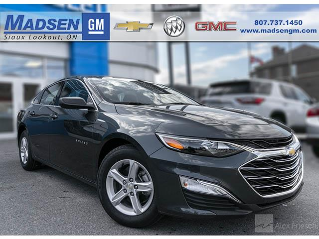 2019 Chevrolet Malibu 1LS (Stk: 19255) in Sioux Lookout - Image 1 of 4