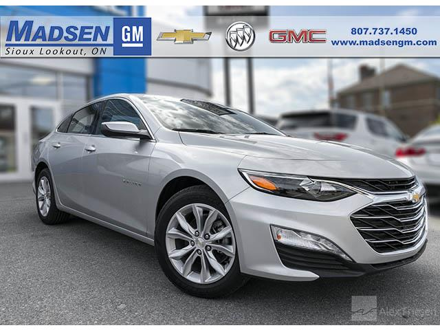 2019 Chevrolet Malibu LT (Stk: 19259) in Sioux Lookout - Image 1 of 4