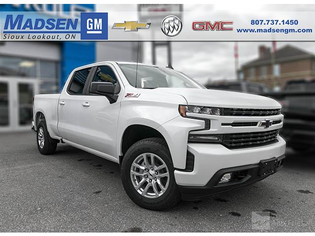 2019 Chevrolet Silverado 1500 RST (Stk: 19315) in Sioux Lookout - Image 1 of 4