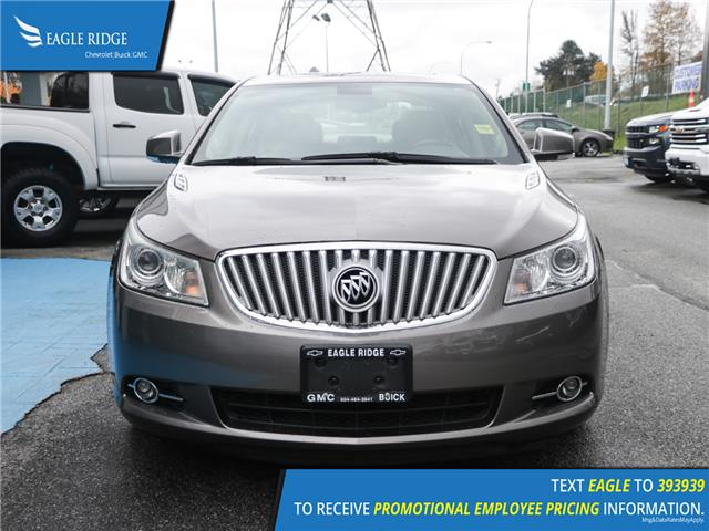 2011 Buick LaCrosse CXL (Stk: 116102) in Coquitlam - Image 2 of 16