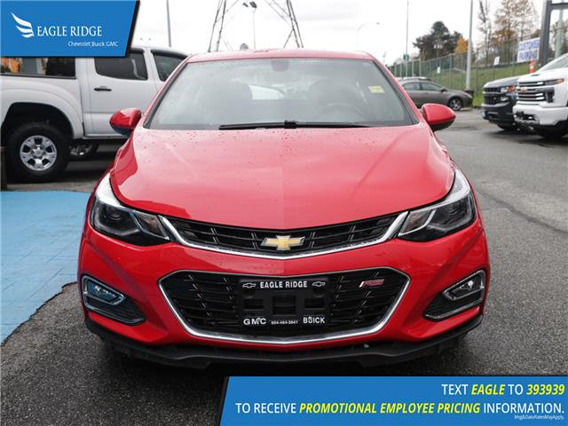 2018 Chevrolet Cruze Premier Auto (Stk: 189671) in Coquitlam - Image 2 of 16